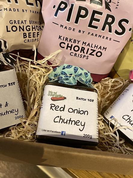 Chutney gift box