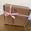 Thumbnail: Our pink rose comfort gift box