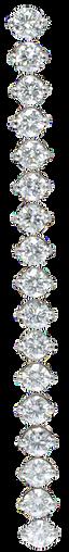 Diamant Ohrrhänger