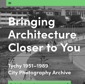 Bringing Architecture Closer to You / 2020