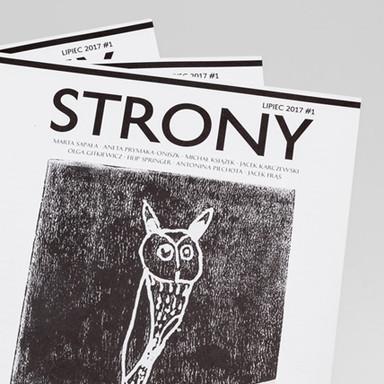 Strony / 2017