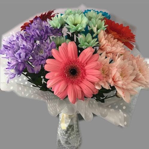 Яркий букет Купить цветы в Бийске Заказ цветов в Бийске доставка