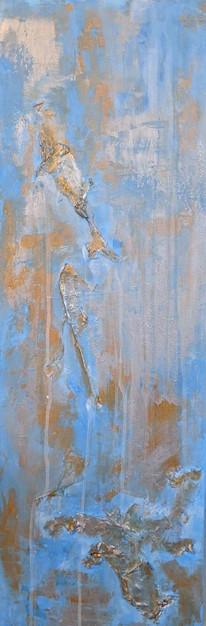 Blue Against Metal 1