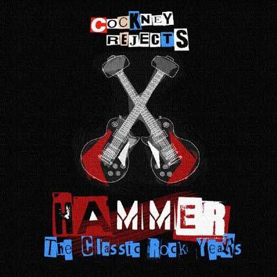 Hammer - The Classic Rock Years 4CD Box