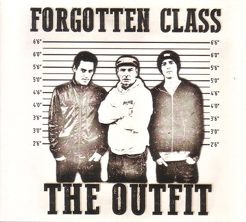 The Outfit (Jeff Turner) - Forgotten Class CD