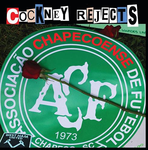 "Chapecoense/Boss Of Bosses Signed 7"" Single"