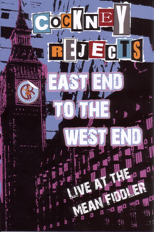 East End To The West End - Live DVD+CD