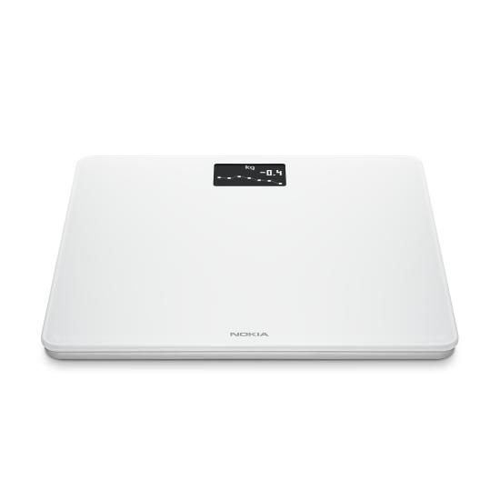 Nokia Body BMI Wi-Fi Scale White