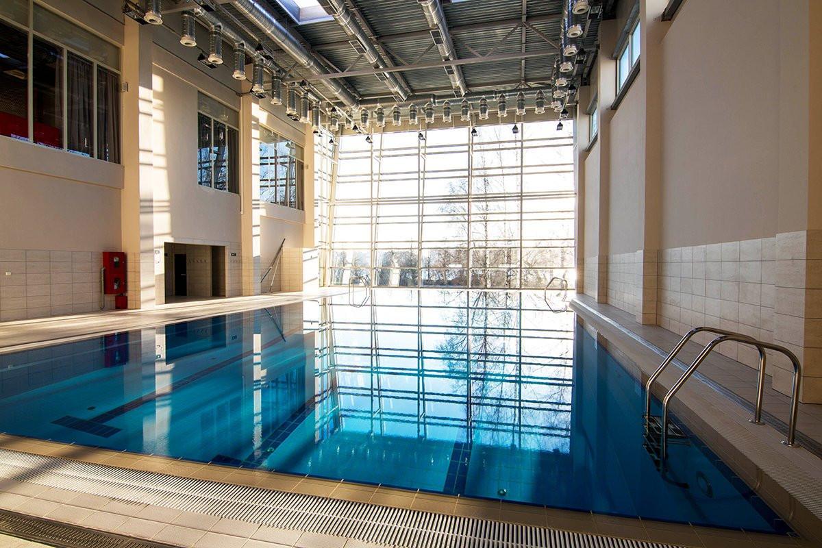 Гостиница с бассейном СПб