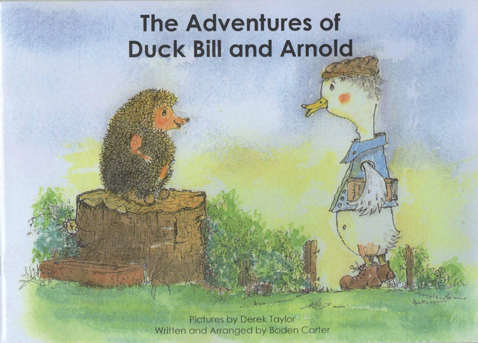 The Adventures of Duck Bill and Arnold