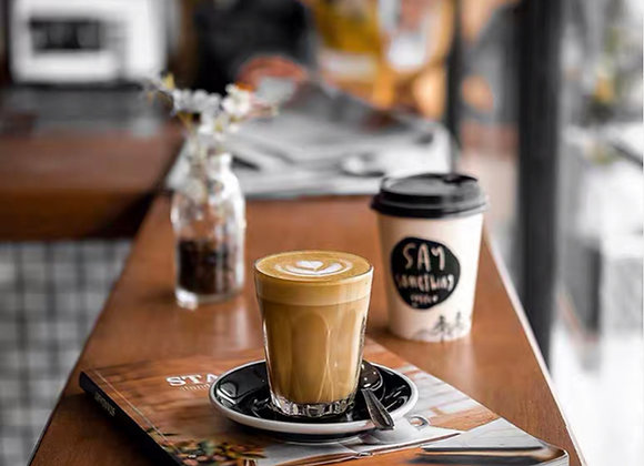 Classic Coffee Glass