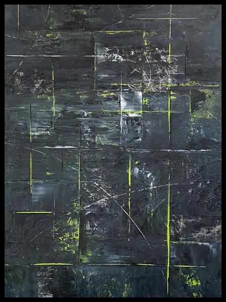 Lime Lines black skinny frame.JPG