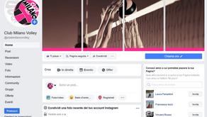 Scopri la nostra pagina Facebook