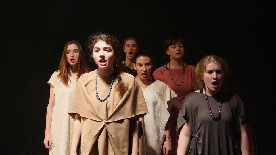 Brecht's Antigone