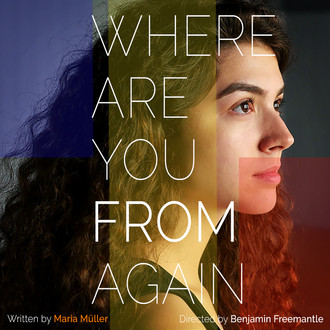 Where Are You from Again Poster