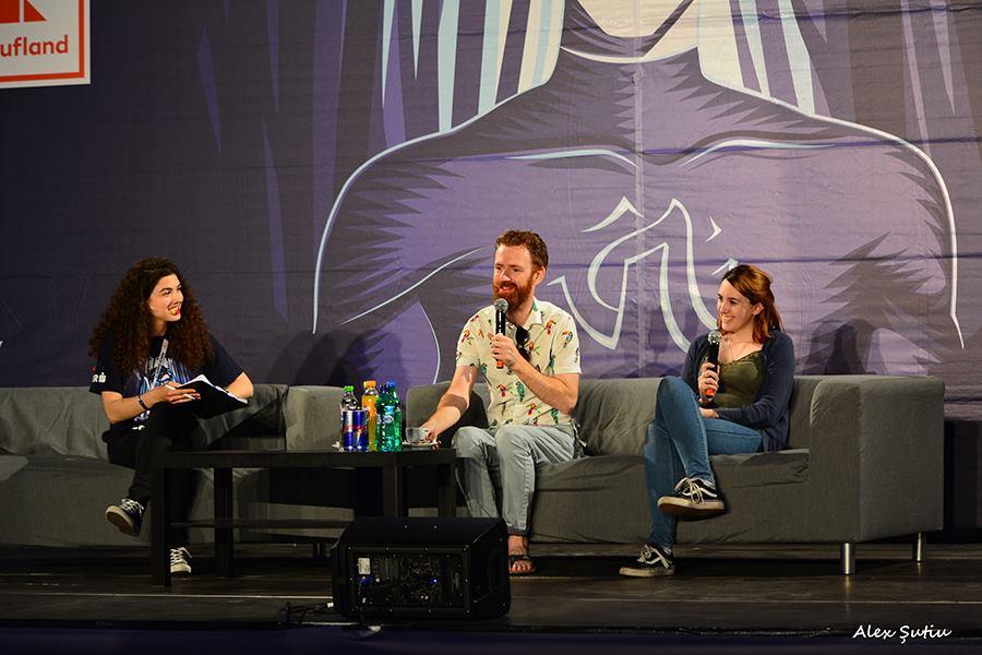Panel with Chris Rankin