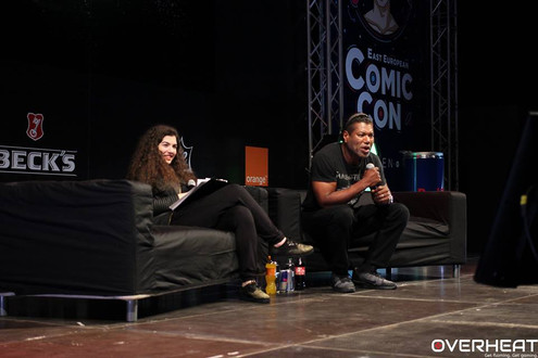 Panel with Christopher Judge