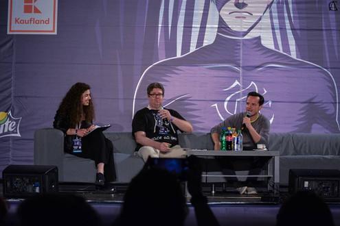 Panel with Andrew Scott