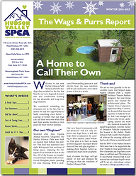 The Wags & Purrs Report - WINTER 2014
