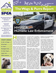 The Wags & Purrs Report - SPRING 2015