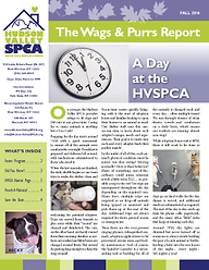 The Wags & Purrs Report - FALL 2015