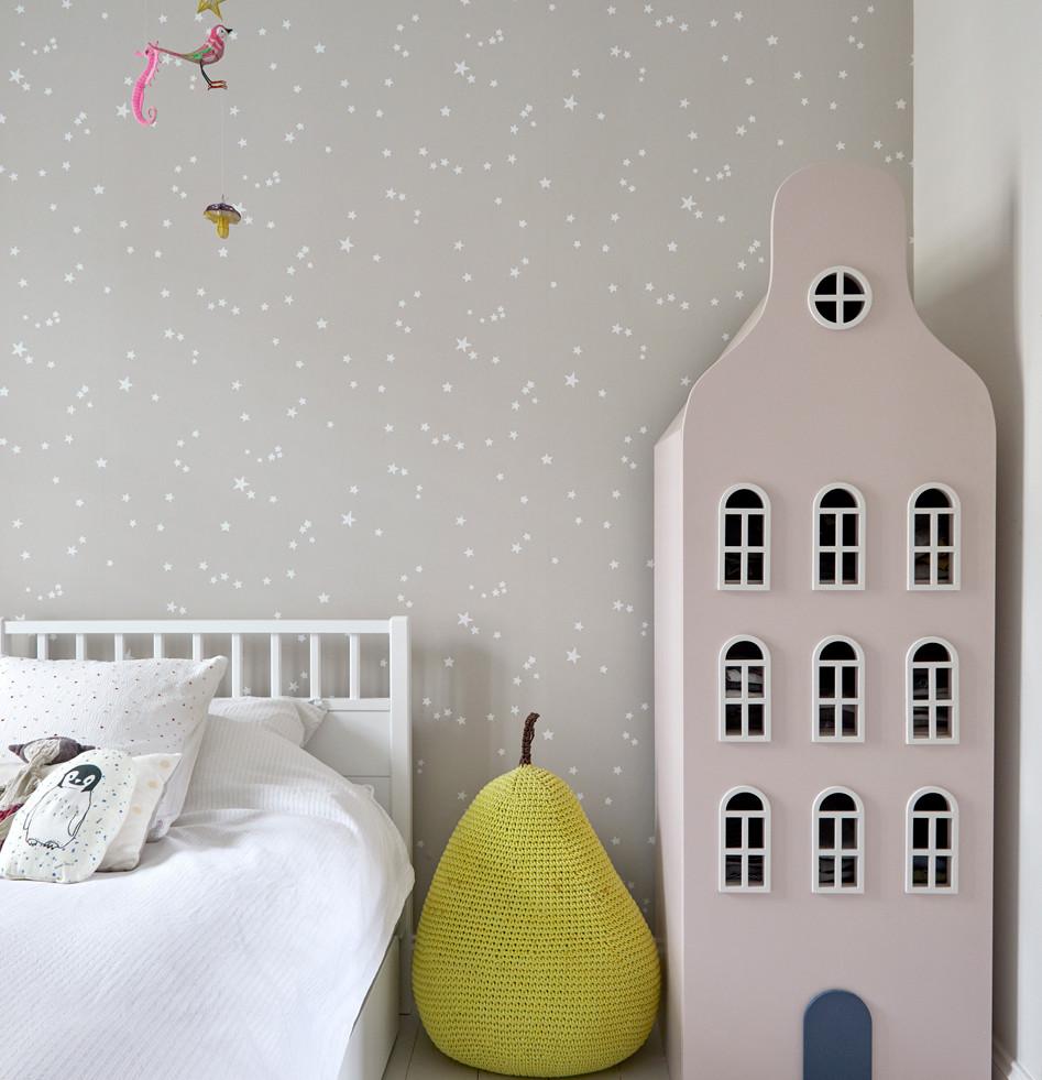 Children's Room - Wardobe - Design & Build by Freeman & Whitehouse