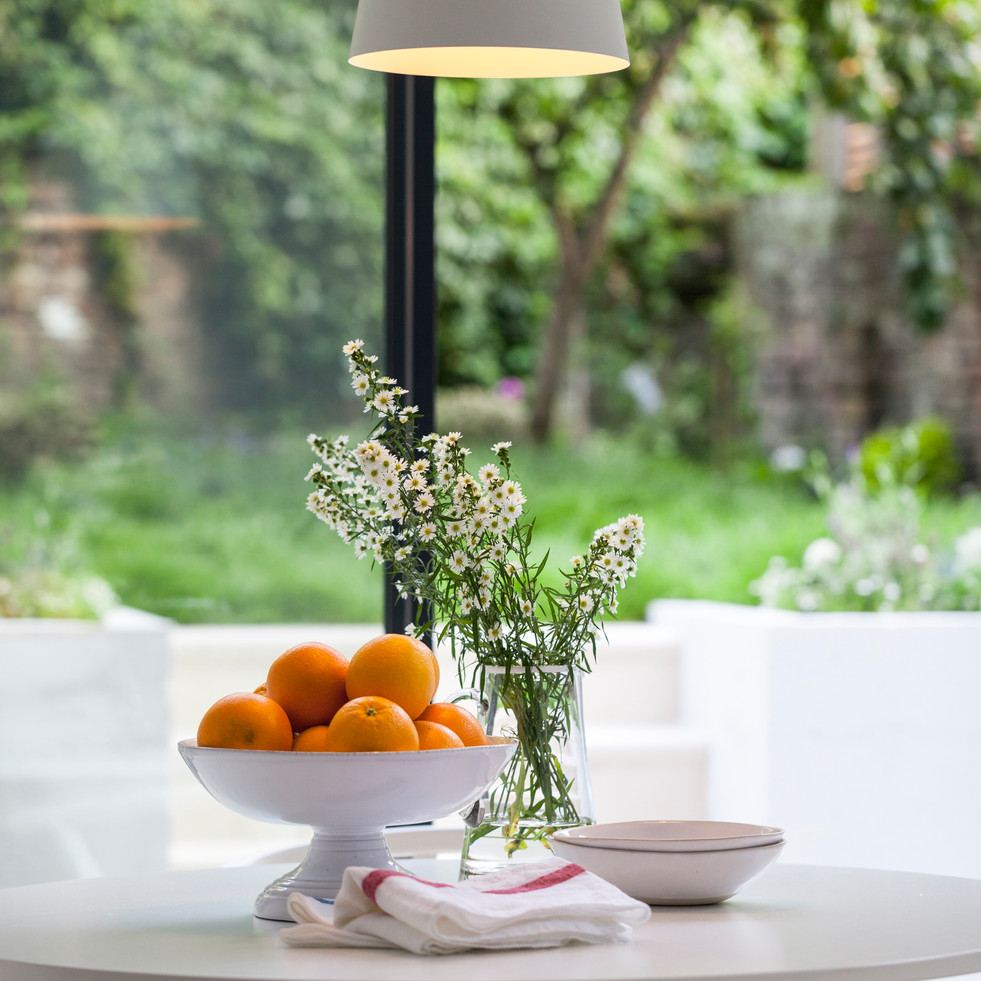 Table and Pendant  - Design & Build by Freemand & Whitehouse