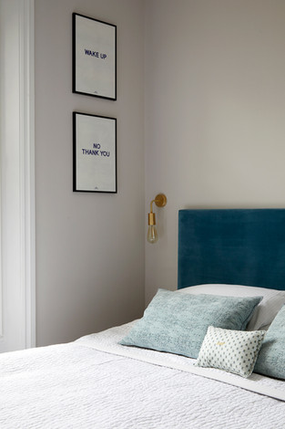 Bed  - Design & Build by Freeman & Whitehouse