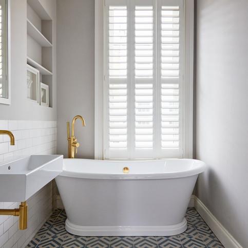 Children's Bathroom - Design & Build by Freeman & Whitehouse