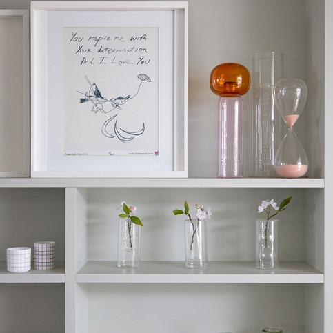 Shelves - Design & Build by Freeman & Whitehouse