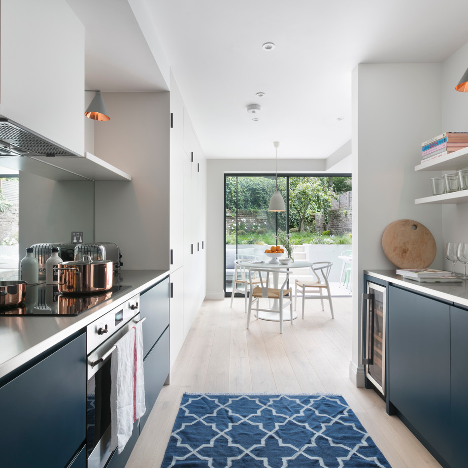 Kitchen  - Design & Build by Freemand & Whitehouse