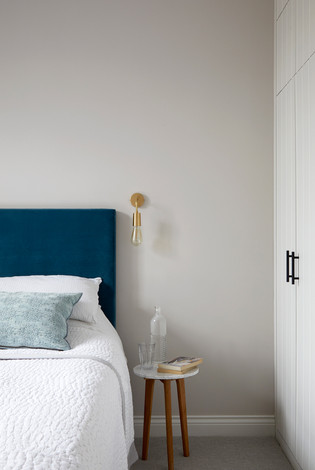 Bed & Wardrobe - Design & Build by Freeman & Whitehouse