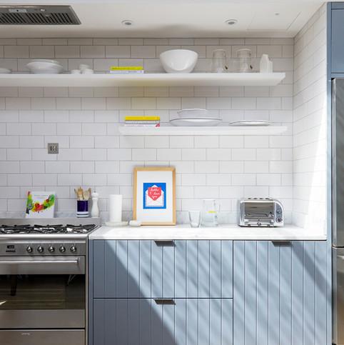 Kitchen - Design & Build by Freeman & Whitehouse