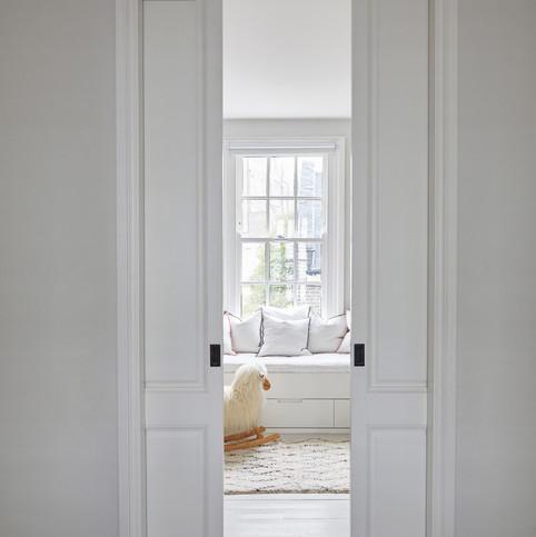 Sliding Doors - Design & Build by Freeman & Whitehouse
