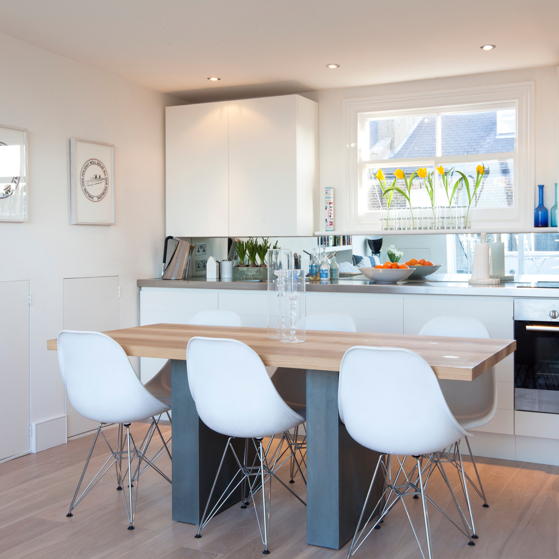 White kitchen and dining room table.jpg