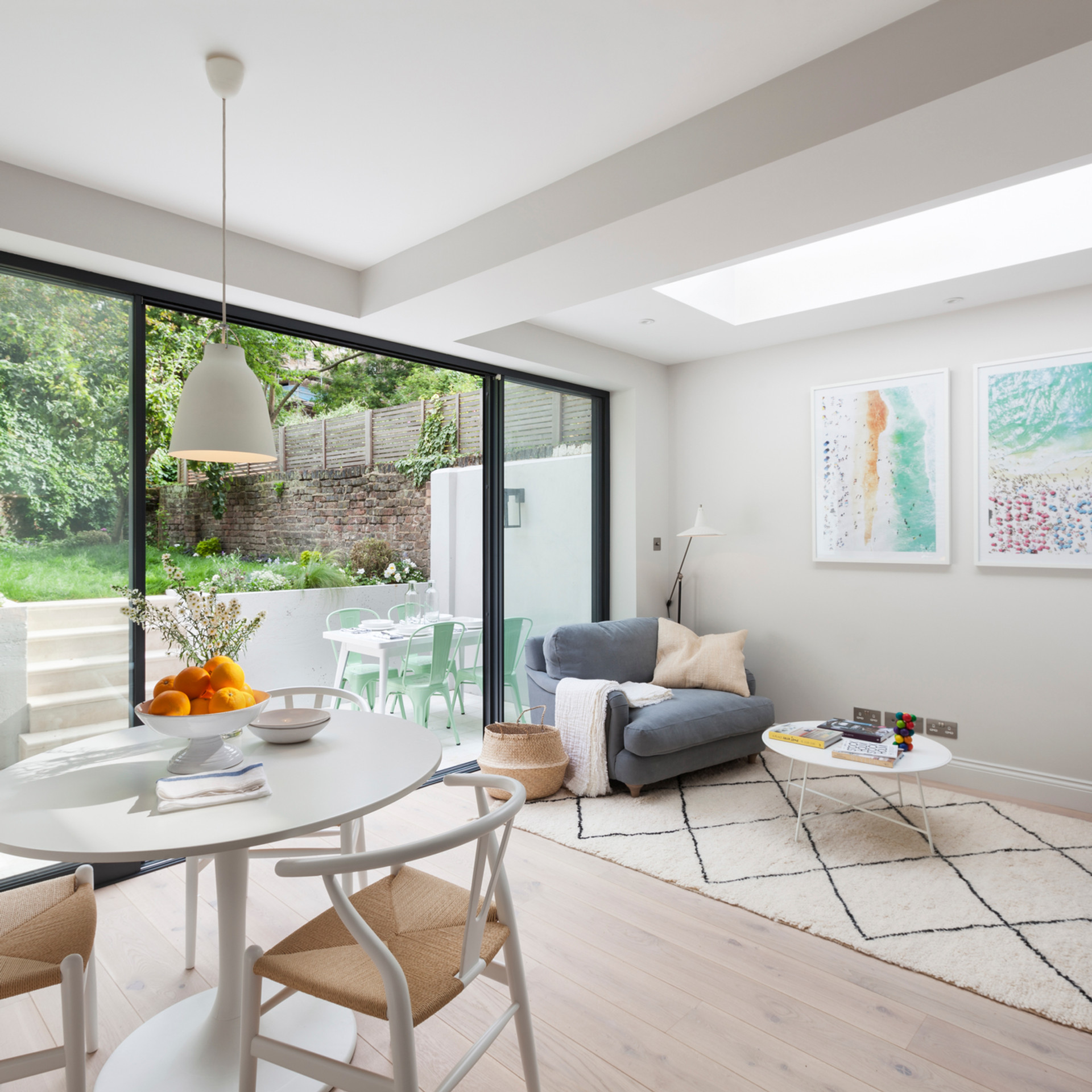 Glass Doors  - Design & Build by Freemand & Whitehouse
