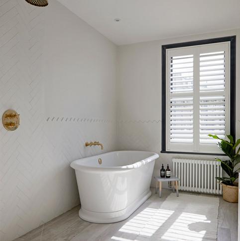 Master Bathroom - Bath - Design & Build by Freeman & Whitehouse