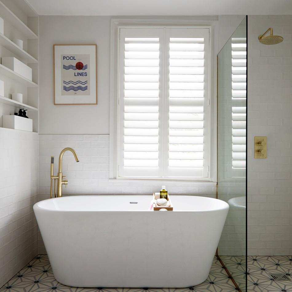 Bathroom  - Design & Build by Freeman & Whitehouse