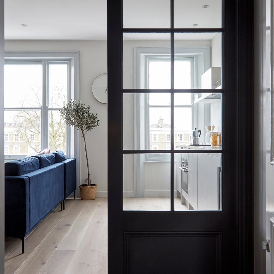 Glass Doors  - Design & Build by Freeman & Whitehouse