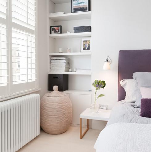 Bedside table and open shelves.jpg