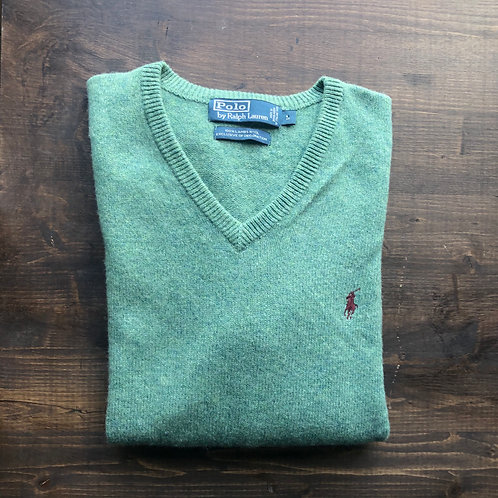 Ralph Lauren Lambswool V-Neck