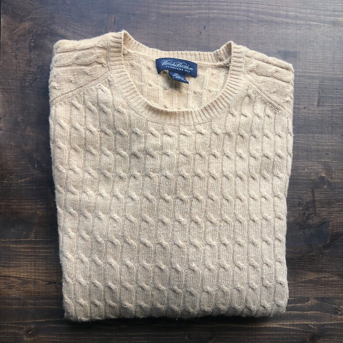 Brooks Brothers Cable Knit