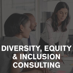 Diversity, Equity & Inclusion Consulting