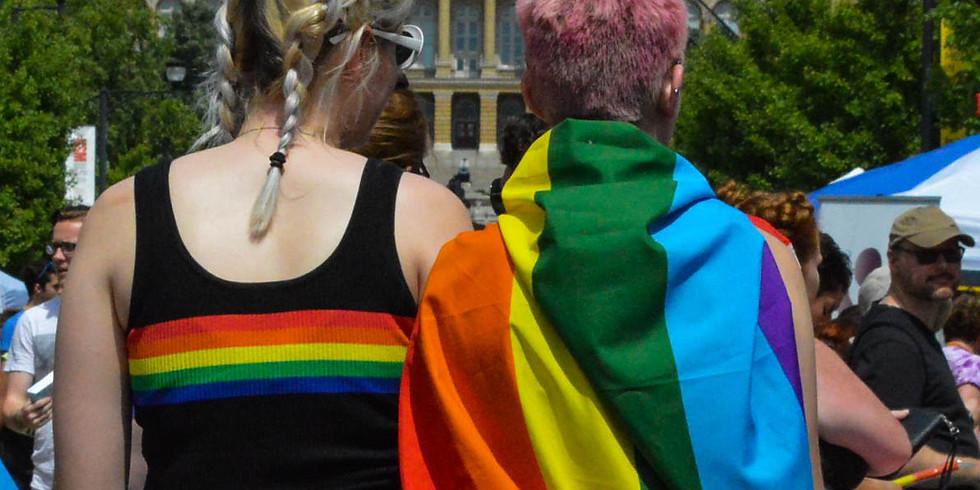 2019 Pride Fest - Pride Parade