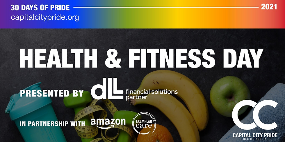 Health and Fitness Day Presented by DLL in Partnership with Exemplar Care