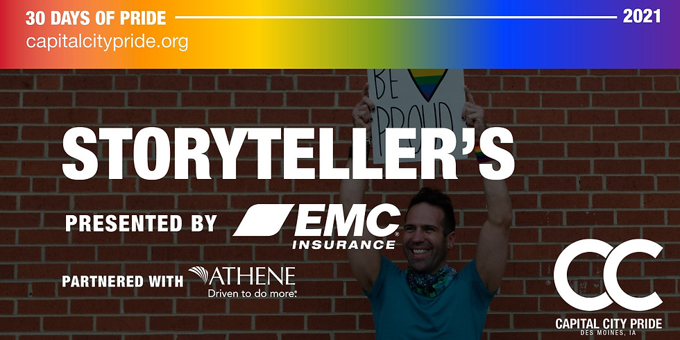 StoryTelling presented by EMC in partnership with Athene