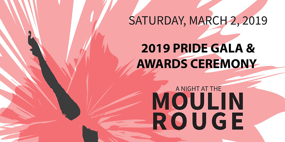 2019 Pride Gala & Awards Ceremony