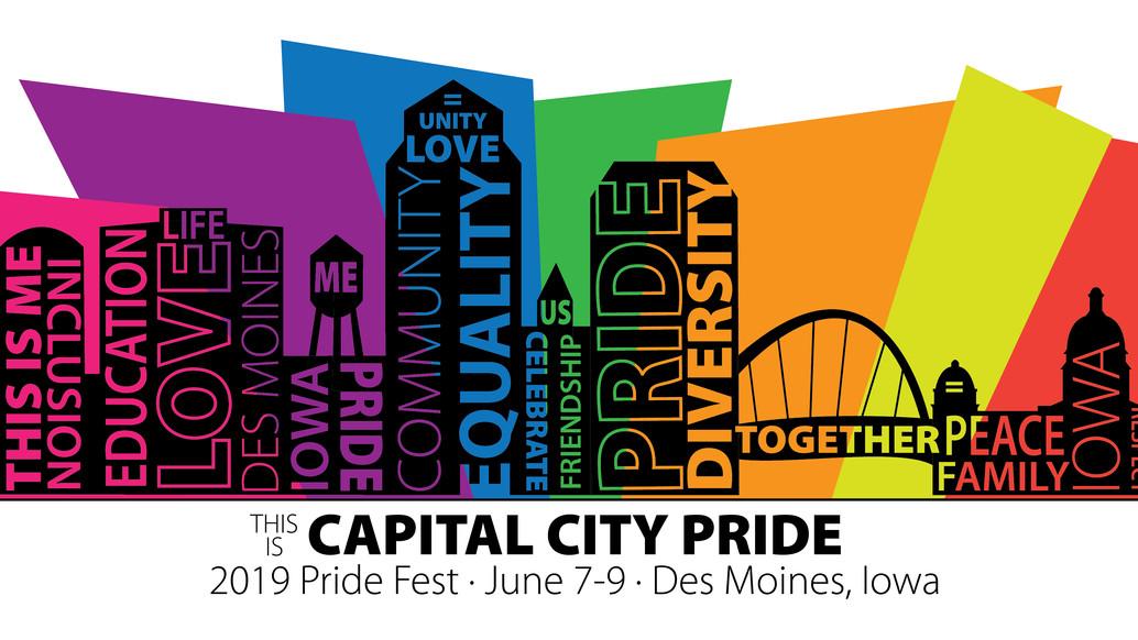 Capital City Pride Announces Dates for Iowa's Largest LGBTQ Event