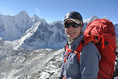 First Iowa Woman to Climb Mt Everest to Headline Capital City Pride's Speaker Series