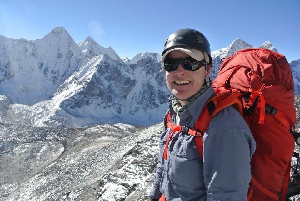 First Iowa Woman to Climb Mt Everest to Headline Capital City Pride's Speaker Series